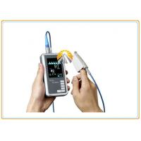 Best 75G Weight Oxygen And Heart Rate Finger Monitor , Most Accurate Finger Pulse Oximeter wholesale