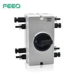 Best 32A DC Solar Isolator Switch wholesale