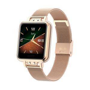 "Best Menstrual Cycle Monitor 1.22"" Ladies Bluetooth Smart Watch wholesale"