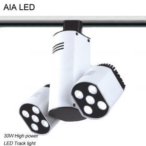 Best 3 Lines RA90 indoor adjustable 30W LED Track light/LED Spot light wholesale