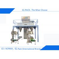 Best Professional Semi Auto Packing Machine Belt Weighing System ISO 9001 Approved wholesale