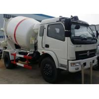 China Small Concrete Mixer Truck 5CBM Dongfeng 4x2 5M3 Color Customized TS 16949 Certified on sale