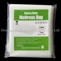 Buy cheap Customized Demand 03 Style 2 pack Heavy Duty 40*16*104 inch Twin Mattress Bag from wholesalers
