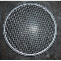 Best 304 Round Stainless Steel Filter Screen , Filter Discs , Edge Treated wholesale