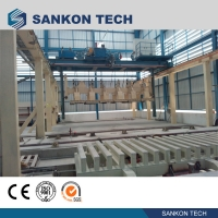 Best L9458mm 12 Tons Billet Shearing AAC Block Making Machine wholesale