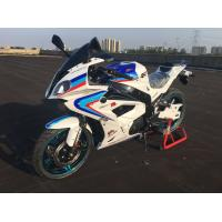 Buy cheap 350CC Racing Motorcycle with high powered engine and 130km/h max speed from wholesalers