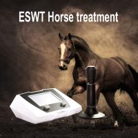 Buy cheap Equine veterinary animal shock wave therapy machine for horse from wholesalers
