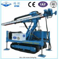 Best MDL-135H High Hoist Crawler Mounted Multifunctional Anchor Drilling Rig wholesale