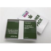 China Classic Party Games What Do You Meme Card Game Packaged With Delicate Color Box on sale