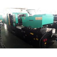 China Bi - Metal Surface PVC Pipe Fitting Injection Molding Machine 210Ton With Clamping Unit on sale