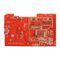 Best 1/1OZ 6L Immersion gold PCB Assembly,  Double-sided Aluminum boards wholesale