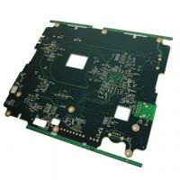 Best FR4 Tg180 6 layer Power Supply PCB Minimum Trace / Space 0.1mm wholesale