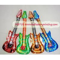 Best Guitar Foil Balloon wholesale