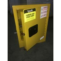 Best 4 Gallons Flammable Safety Cabinets Storage For Gas Station Combustibles wholesale