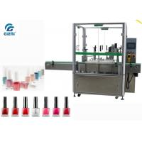 Best High Speed  Nail Polish Filling And Capping Machine 2 Nozzles For Small Dose wholesale