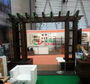 Best Rot Resistance Garden Pergola Kits , Composite Pergola Kits Fading Resistance wholesale