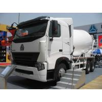 Best SINOTRUK HOWO A7  6X4 Concrete Mixer Trucks wholesale