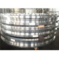 Best Hot Rolled ASTM JIS BS EN DIN Steel Forging Rings  Heat Treatment And Machined wholesale