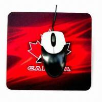 Best Mouse Pad, Available in Various Colors and Designs, Suitable for Promotional Purpose wholesale