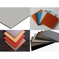 Best Outdoor Aluminum Composite Panel For Interior and Exterior Walls , Ceilings Decoration wholesale