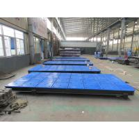 China Marine Fender Sheetining Fabric Neoprene Rubber Sheet Impingement Plate on sale