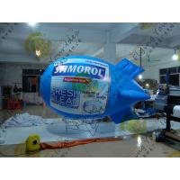 Best Customized Inflatable Advertising Helium Zeppelin Durable For Trade Show wholesale