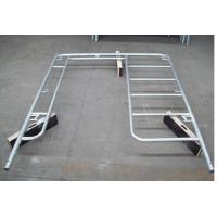Quality Welded Light Duty H Frame Scaffolding System Door Walk Through Type wholesale
