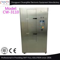 Quality SMT Pneumatic Stencil Washing Machine for Large Stencil 1200*1200mm wholesale