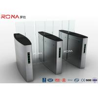 Best Electronic Security Sliding Turnstile Gate 304 Stainless Steel Material CE Approved wholesale