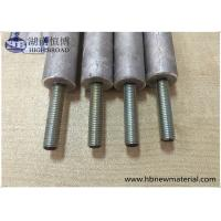 Best Alloy Sacrificial Anode Rod Of ASTM B418-95 US Military 18001K wholesale