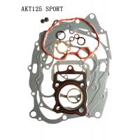 Buy cheap AKT125 SPORT Motorcycle Cylinder Head Gasket , Engine Seal Gasket Long Lifespan from wholesalers