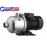 Best CHL Multistage High Pressure Pumps 0.37~4.4 kw Power cast iron Material wholesale
