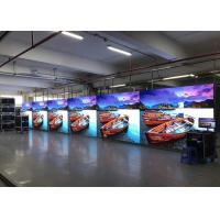 Best 2.6Mm Innovative Seamless Indoor Advertising Led Display Video Wall For Even Hire wholesale