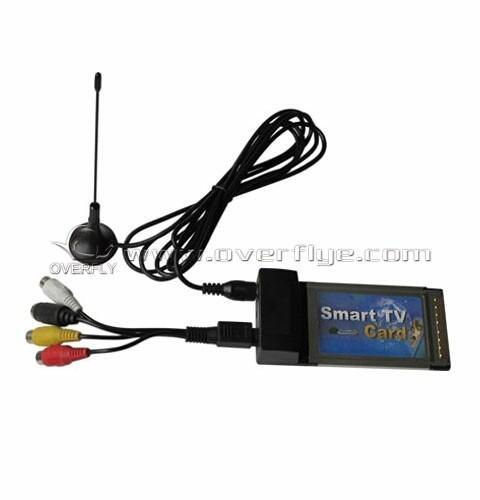 Cheap PCMCIA TV CARD / FM TV Sticker / TV-Box PCMICIA Card Adapter Full channel for sale