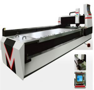 China Accuracy 0.02mm V Grooving Machine , 5.5kw Horizontal Slotting Machine on sale