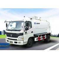 Best Food Waste Collection Trucks XZJ5070TCA For The Food Waste From Hotel, Restaurant wholesale