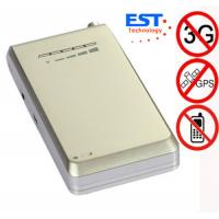 Best 4 Band Portable Cell Phone Signal Jamme wholesale