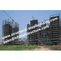 China Architecture Designed Engineered Multi Storey Steel Building For Steel Structure on sale