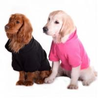 Best plain pink dog hoodie small dog puppies for sale pet clothes-pet clothing-dog wholesale