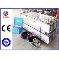 China Conveyor Belt Vulcanising Machine , Rubber Vulcanizing Machine One Year Warranty on sale