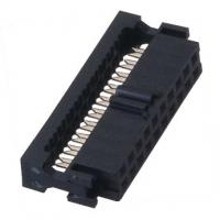 Best F TYPE WCON Female Idc  Connector Socket PBT black Cable Connector wholesale