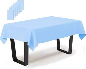 Best Thickness 0.03mm Waterproof Disposable Plastic Tablecloths PEVA wholesale