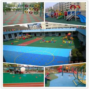 Best 3W Entertainment Mats Plastic Vinyl PVC Flooring Tiles From China Designer & Manufacturer wholesale