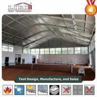 Buy cheap Tennis 20*40court Cover Large Indoor Space Sport Tent from LIRI TENT from wholesalers