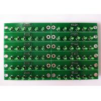 Best LED Lighting FR-4 SMT PCB Board Assembly White Silkscreen Green Soldermask wholesale