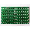 Buy cheap LED Lighting FR-4 SMT PCB Board Assembly White Silkscreen Green Soldermask from wholesalers