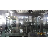 Best Carbonated Water Filling Machine / 275ml Glass Bottle Soft Drink Filling Machine wholesale
