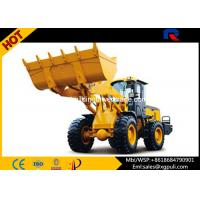 Quality High Speed 28km/H Compact Wheel Loader Max Breakout Force 30kN wholesale