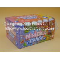 Best Sweet Mini Ball Sprite Candy Plastic Bottle Packed Novelty Chocolate Candy wholesale