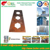 Best Environment Friendly Boiler Water Walls Customization Corrosion Resistance wholesale